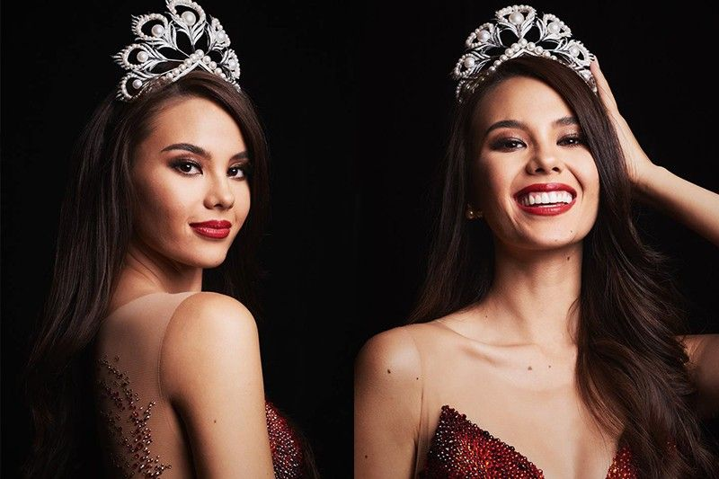 catriona gray crown