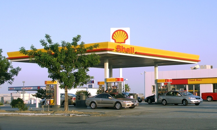 gas stations