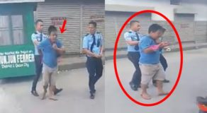 LTO Officer Earns Criticisms Online After Physically Abusing Traffic Violator