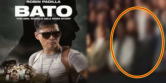 president rodrigo duterte BATO movie premiere