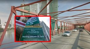 DPWH Closes Rockwell Bridge For Over 2 Years Starting Today (Jan 19)