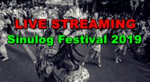 Sinulog Festival 2019 Cebu City, Philippines – LIVE STREAMING