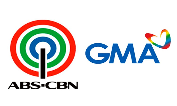 ABS-CBN and GMA