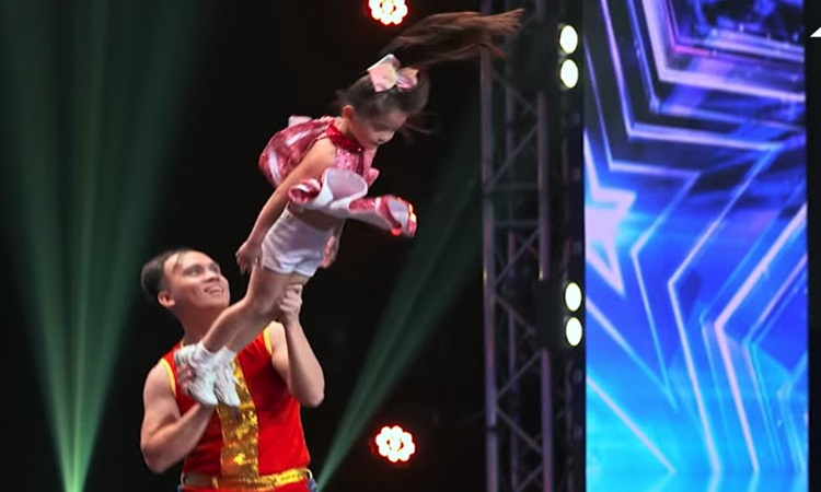Asia's Got Talent young girl