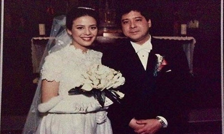 Dawn Zulueta and anton