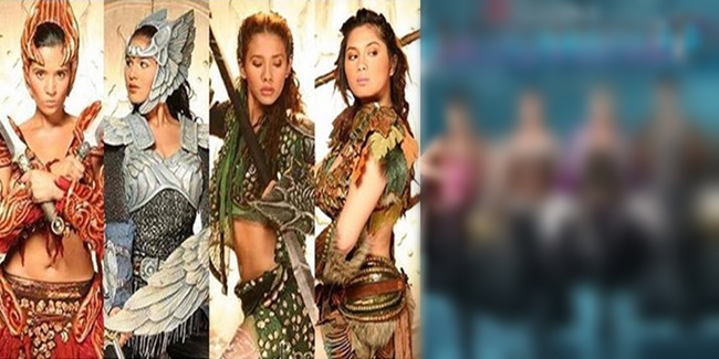 Encantadia to Mystified