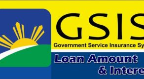 GSIS LOAN AMOUNT-INTEREST: How Much You May Borrow From GSIS