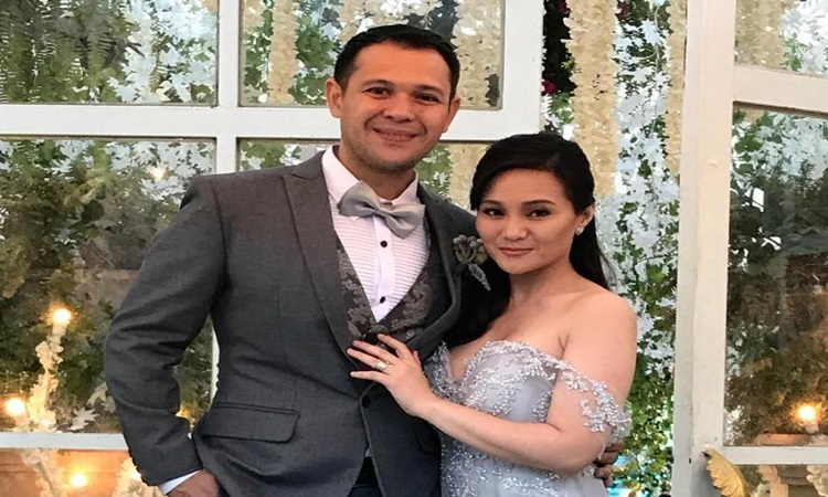 Gladys Reyes and Christopher Roxas 1