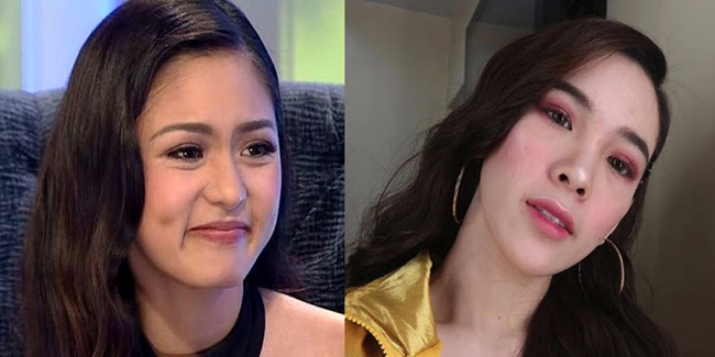 Kim Chiu VS Ate Girl