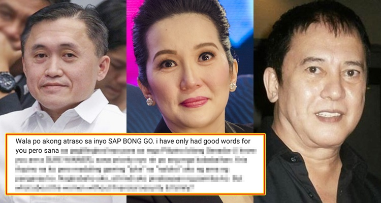 Kris Aquino Reacts