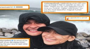 Matteo Guidicelli's Sweet Message For Sarah Geronimo, Celebrities React