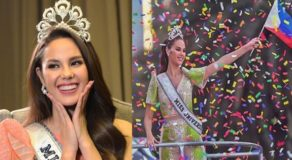 PHOTOS: Miss Universe 2018 Catriona Gray Official Homecoming Parade