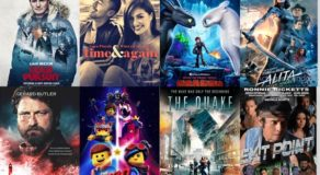 ROBINSONS MOVIEWORLD: List of Now Showing Movies, March 25, 2019