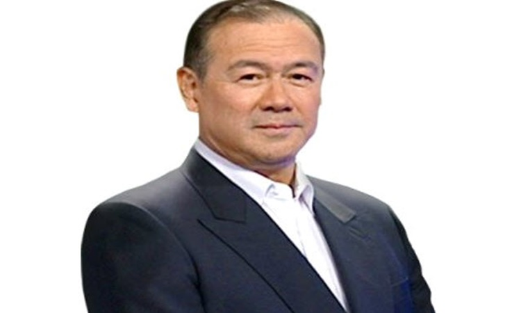 Teddy Boy locsin 1