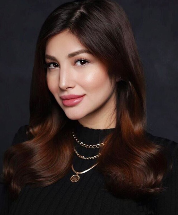 Nathalie Hart Finally Shares Photo Of Her Baby For The