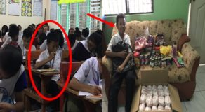 Poor Student in Viral Post Receives Blessings From Concerned Citizens