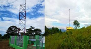First Ever Philippine Volcano Monitoring Station Set Near Taal