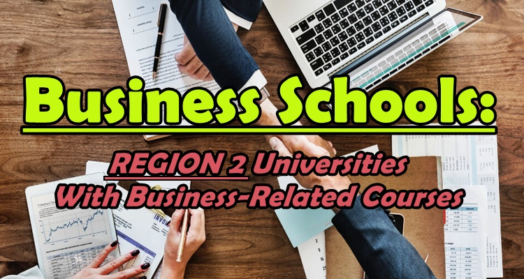 Business Schools Region 2