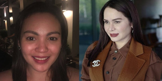 Claudine Barretto and Jinkee Pacquiao