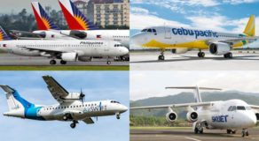 COMMERCIAL AIRLINES PHILIPPINES: 7 Airlines You Can Book Tickets With
