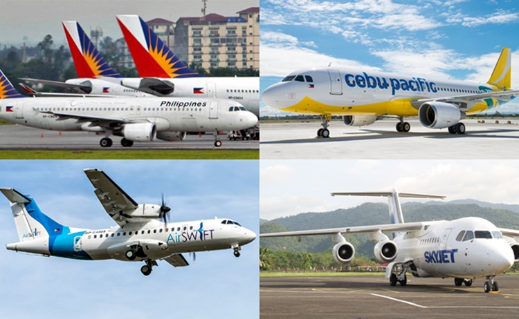 Commercial Airlines Philippines