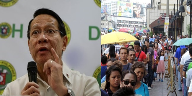 DOH warns public