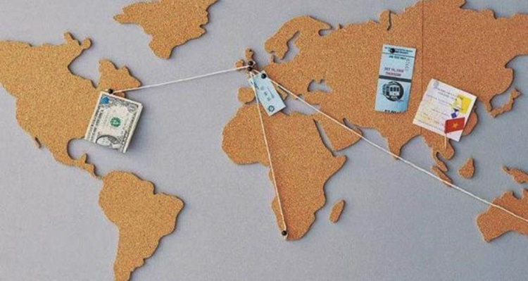 Expensive Countries International Flight Cost
