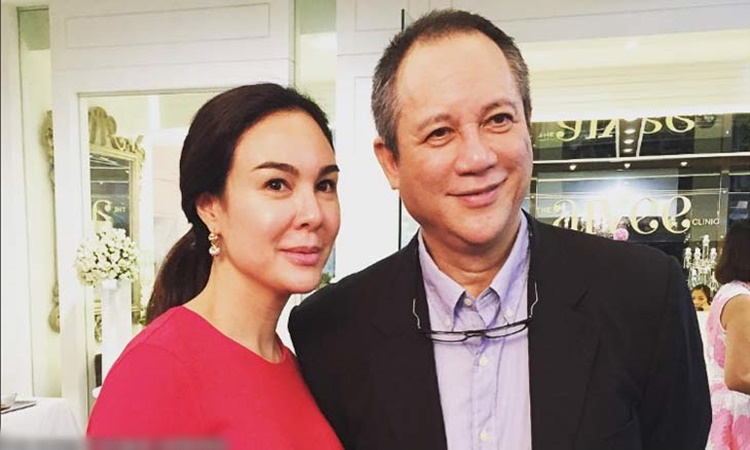 Gretchen Barretto and Tonyboy Cojuangco 1