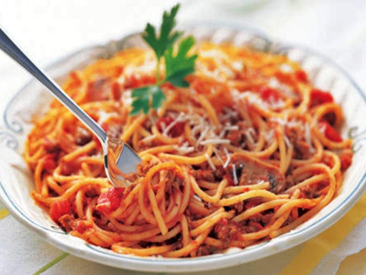 How To Cook Spaghetti 5 Easy Steps To Cook Perfect Spaghetti