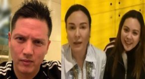 Kier Legaspi Reacts To Gretchen Barretto's Controversial Revelations