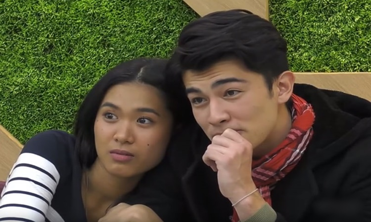 Lou Yanong and Andre