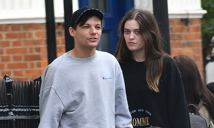 Louis_Tomlinson and Felicite_Tomlinson