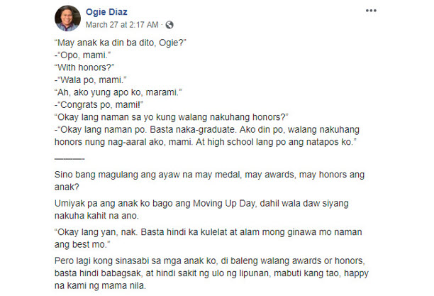 Ogie caption