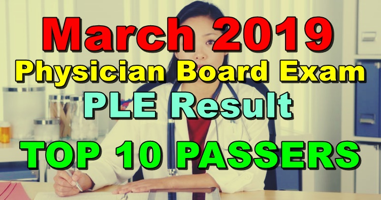 Physician Board Exam