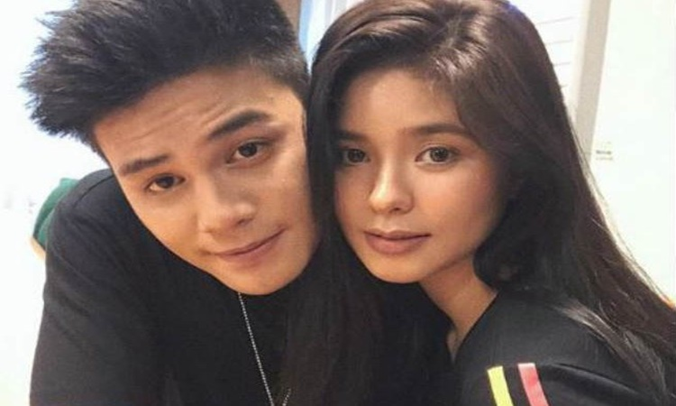 Ronnie Alonte and Loisa Andalio