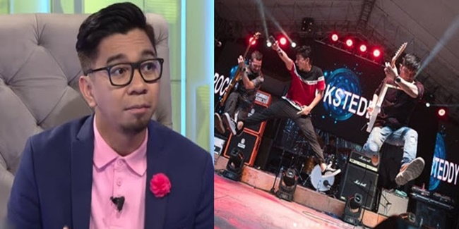 Teddy Corpuz on disband