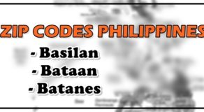 ZIP CODES PHILIPPINES: List Of Zip Codes in Basilan, Bataan & Batanes