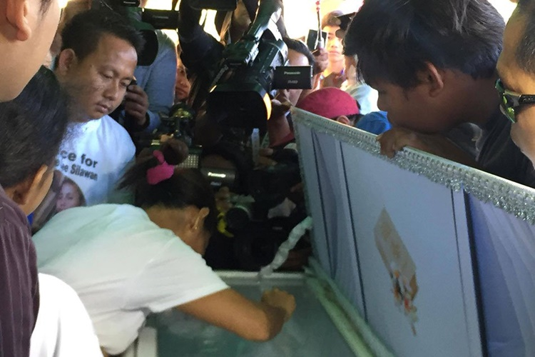 Gruesome Crime Victim Christine Lee Silawan Finally Laid
