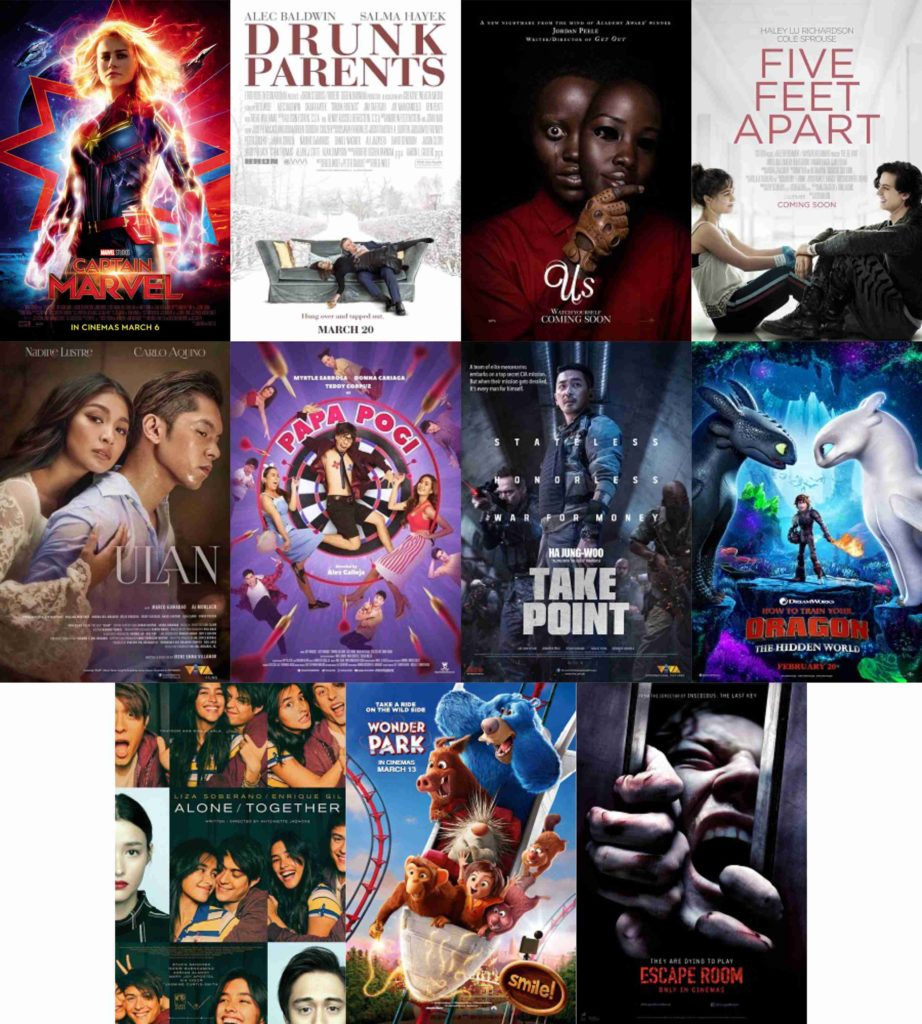 Robinsons Movieworld March 23, 2019