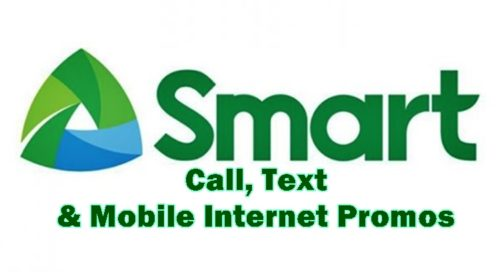 smart call text internet promos