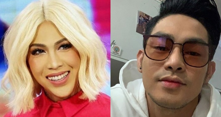 ABS-CBN directive vice ganda ion perez rumored relationship