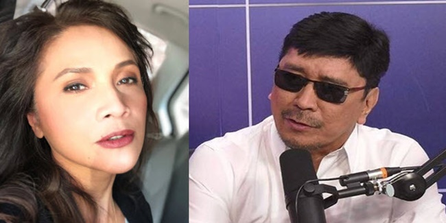 Agot Isidro on Ben Tulfo