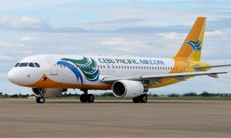 Cebu pacific Cancelled Flights