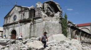Heritage Churches In Pampanga Closed For Inspection After Earthquake