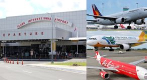 Clark International Airport: List Of Cancelled Flights On Tuesday (April 23)