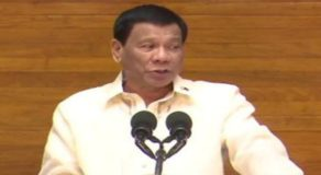 Duterte: P20 Billion Fund For Earthquake And Other Calamities
