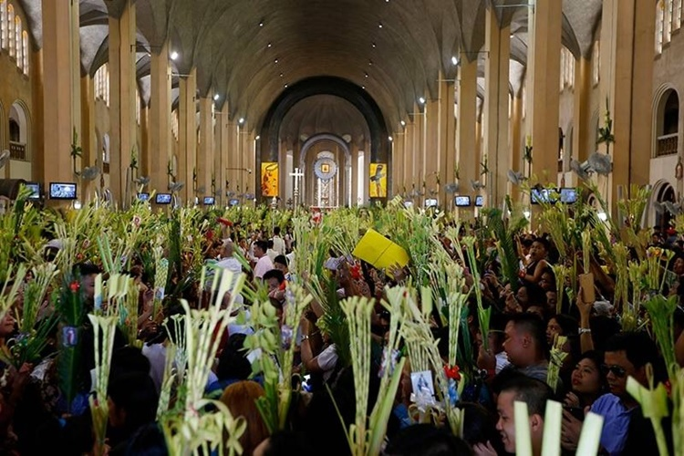 Holy Week Tradition