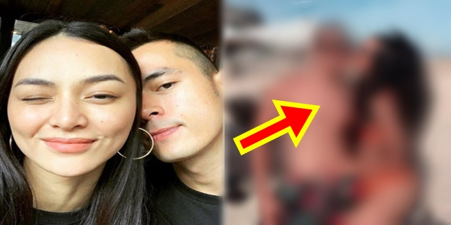 Jake Cuenca and Kylie Verzosa in Bali