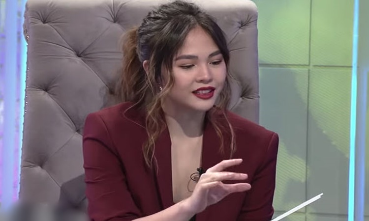 Janella Salvador on TWBA