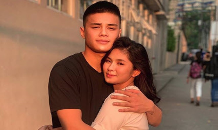 Loisa Andalio and ronnie Alonte
